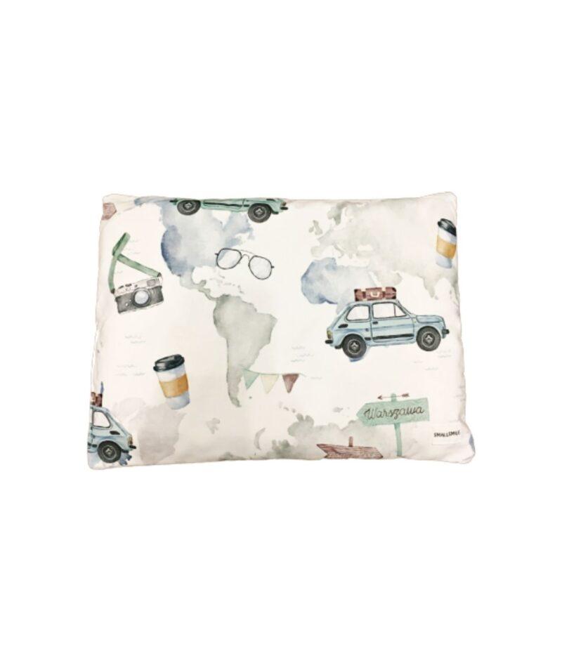 Poduszka płaska dla dzieci w samochody Maluchy